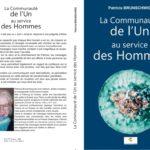 Parution : La Communauté de l'Un au service des Hommes, aux éditions Le livre Actualité
